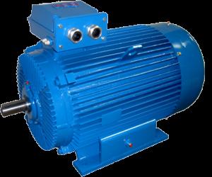 Трехфазные асинхронные искробезопасные двигатели с короткозамкнутым ротором