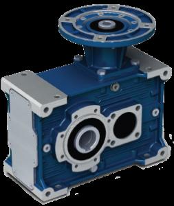 Коническо-цилиндрические редукторы серии RXO-700, RXV-700