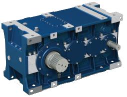 Цилиндрические редукторы RXP-800